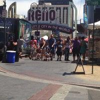 Photo taken at Wing Fest by Jennifer B. on 7/6/2014