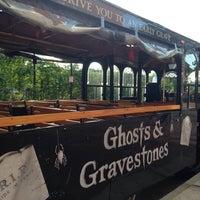 Photo taken at Ghosts and Gravestones Boston by Jennifer B. on 6/7/2014