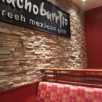 Photo taken at Mucho Burrito by Parekoy C. on 1/4/2013
