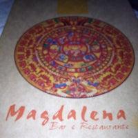 Foto diambil di Magdalena Bar e Restaurante oleh Nilton C. pada 11/7/2012