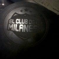 Photo taken at El Club de la Milanesa by Yaninita F. on 12/16/2012