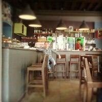 Photo taken at Barrazza by Maarten B. on 10/14/2012