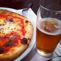 Photo taken at Pizzeria Mari by Bryan M. on 10/8/2012