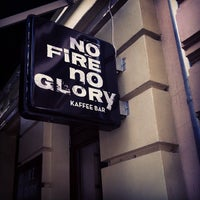 Photo taken at No Fire No Glory by Bryan M. on 9/27/2012