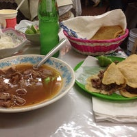 Photo taken at Don Chuy: Birria y Pozole by Nimrod S. on 3/16/2014