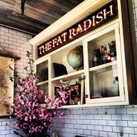 Photo taken at The Fat Radish by Phoebes G. on 4/26/2014