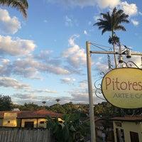 Photo taken at Pitoresco - Arte & Café by Pedro H. on 7/22/2017
