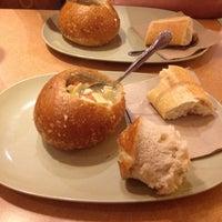 Photo taken at Panera Bread by Pádua M. on 7/2/2013