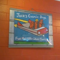 Photo taken at Jack's Cosmic Dogs by Valerie M. on 1/29/2013