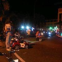 Photo taken at Stadion Kota Batik by Niken M. on 11/2/2013