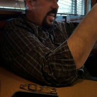 Photo taken at Denny's by joelle o. on 3/17/2016