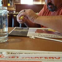 Photo taken at Denny's by joelle o. on 4/27/2016