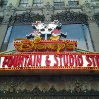 Photo taken at Disney's Soda Fountain & Studio Store by Veronica on 1/3/2013