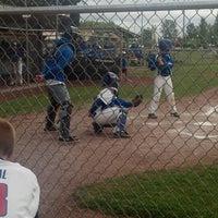 Photo taken at Battle Ground Little League Field by Trayc T. on 5/19/2013