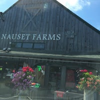 Photo taken at Nauset Farms by Amy T. on 6/25/2014