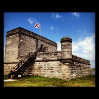 Photo taken at Fort Matanzas National Monument by Jaime G. on 10/13/2012