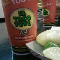 Photo taken at El Taco Tote by Liza B. on 2/18/2013