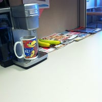 Photo taken at Courtney's Coffee Corner by Amy W. on 1/30/2014