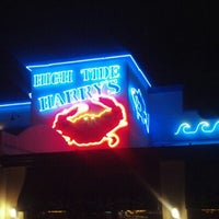 Photo taken at High Tide Harry's by Aaron P. on 12/18/2012