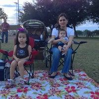 Photo taken at Westside Park Field 2 by Ruben Z. on 6/9/2013