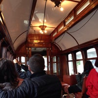 Photo taken at Porto City Tram Tour Line 1 by Chih-Lan N. on 2/14/2016
