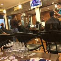 Photo taken at Uncle Do Barbershop by Fredrick S. on 3/10/2016