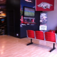 Photo taken at Sport Clips Haircuts of Harber Lakes by James T. on 6/21/2014
