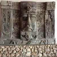 Foto tomada en Museo de la Cultura Maya por Soco C. el 4/18/2013