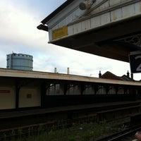 Photo taken at Queenstown Road Railway Station (QRB) by Max T. on 10/5/2011