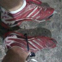 Photo taken at Maracana Futbol 5 by Sebastian C. on 12/14/2011