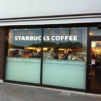 Photo taken at Starbucks by yocchan on 10/2/2011