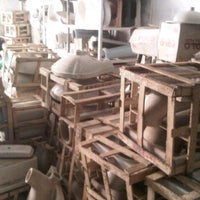 Photo taken at Mian Sons. Sanitary Store by Sarmed S. on 12/22/2011