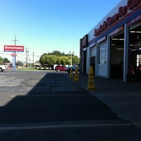 Photo taken at Firestone Complete Auto Care by Irving R. on 9/30/2011