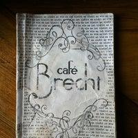 Photo taken at Café Brecht by Bob O. on 3/12/2011