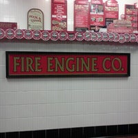 Photo taken at Firehouse Subs by *Sabrina on 10/26/2011