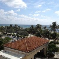 Photo prise au Delray Beach Marriott par Mando le5/12/2012