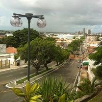 Photo taken at Colina do Sto. Antônio by Giordano A. on 5/26/2012