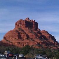 Photo taken at Pink Jeep Tours Sedona, AZ by Kirk D. on 1/14/2012