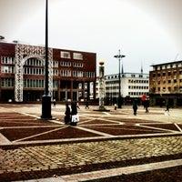 Photo taken at Friedensplatz by Maxim K. on 11/7/2011