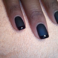 Photo taken at Siditty Kitty Nail Boutique by Kianna B. on 12/1/2011