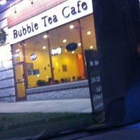Photo taken at Bubble Tea Cafe by Sheryl A. on 11/26/2011