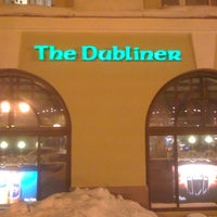 Photo taken at The Dubliner by Veljo H. on 1/4/2011
