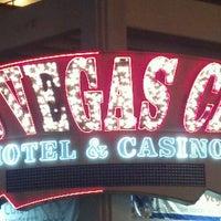 Photo taken at Las Vegas Club Hotel & Casino by crystal h. on 4/7/2012