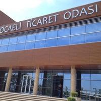 8/3/2012 tarihinde 🎼 Atılay A.ziyaretçi tarafından Kocaeli Ticaret Odası'de çekilen fotoğraf