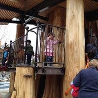 Photo taken at Kids Playground by Sonya H. on 4/28/2012