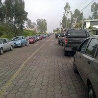"Photo taken at Centro de Revisión Vehicular ""Los Chillos"" by Fabián A. on 2/26/2013"