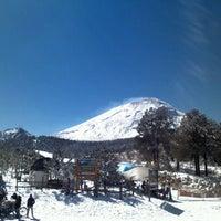 Foto tomada en Parque Nacional Iztaccíhuatl-Popocatépetl por Abbe T. el 3/17/2013