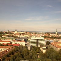 Снимок сделан в Radisson Blu Hotel Olümpia пользователем Panteleev A. 9/22/2012