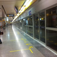Photo taken at MRT Phahon Yothin (PHA) by Nu-Piano Z. on 10/21/2012