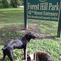Photo taken at Forest Hill Park by Greg H. on 8/3/2014